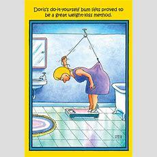 Weightloss Method Funny Stan Eales Birthday Card  Greeting Card By Nobleworks Ebay