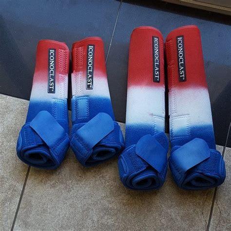 foto de Red White and Blue AMERICAN PRIDE Iconoclast Sport Boots