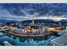 Villach is a lovely small Austrian town