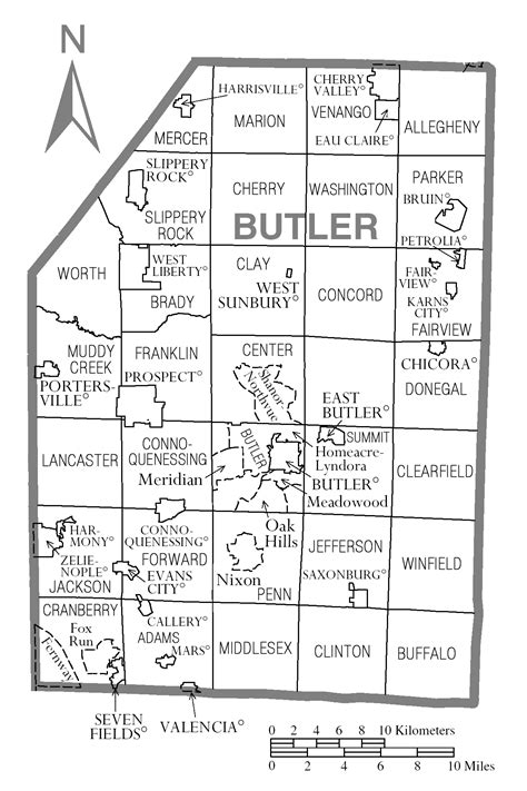 united states bureau of the census file map of butler county pennsylvania png