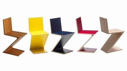 Rietveld Zig Zag Gerrit Thomas Zigzag Chair