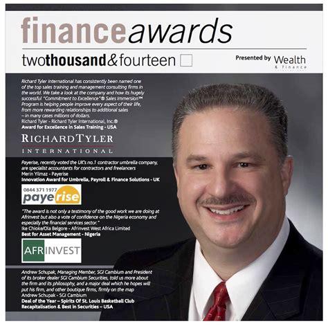 richard tyler top sales  management expert  author