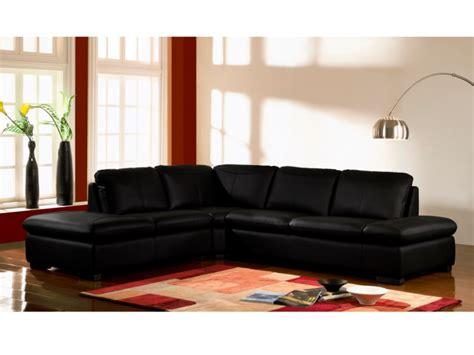 canapé moins de 100 euros vente flash canapé d 39 angle 100 cuir onyx prix 1 099 99