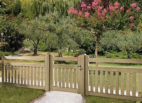 Front Garden Fences, Picket Fences