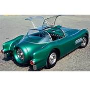 1954 Pontiac Bonneville Special Concept Car  Ride Sally