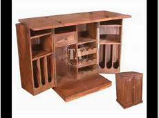 Furniture Wooden Wine Rack Indian Furniture & Handicraft