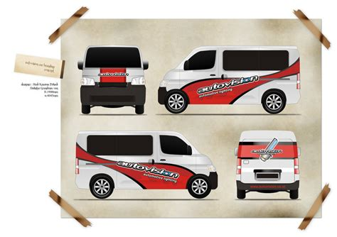 Daihatsu Gran Max Mb Wallpapers by Car Branding By Hueys On Deviantart