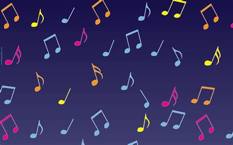 musical notes wallpapers high quality