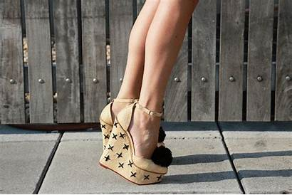 Shoes Toes Gifs Wedges Tip Tap Toe
