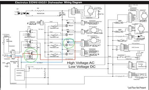 Electrolux Eidwgs Dishwasher Wiring Diagram The