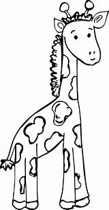 Giraffe Coloring Pages Printable Realistic Giraffes Cartoon Head Animal Pag Sheets Clipartmag Getdrawings Drawing Colorings Getcolorings Face sketch template