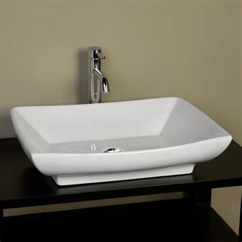 Bathroom Small Bathroom Vessel Sinks With Soft Brown Wall
