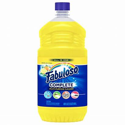 Fabuloso Sparkling Citrus Complete Cleaner Wipes Disinfecting