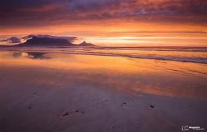 Sunset Beach  Cape Town Photos