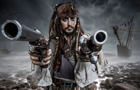 Jack Sparrow Wallpaper For Android