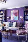 blue and purple living room Best 25+ Purple living room paint ideas on Pinterest