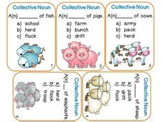 word study collective nouns images collective
