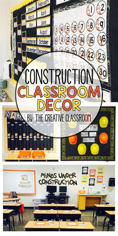 Learning Zone  Classroom Reveal 20162017 Construction