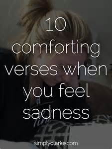 Bible Verses About Sadness Quotes