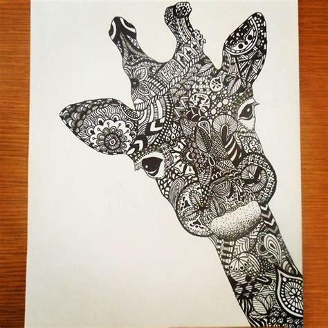 hamsa zentangle sharpie drawing zentangle