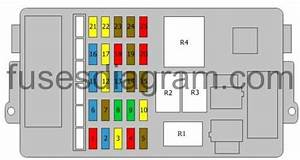 Fuse Box Diagram Alfa Romeo Gt