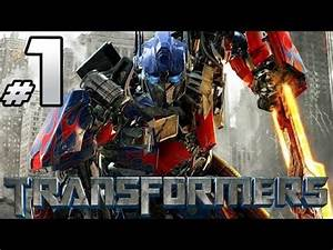 Transformers: The Game - Autobot Campaign - PART 1 ...  Transformers
