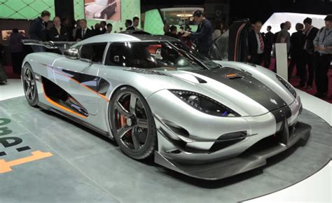 koenigsegg agera  video   autoguidecom news