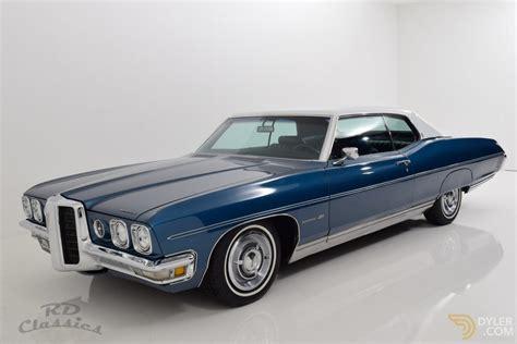 Classic 1970 Pontiac Bonneville Coupe For Sale #3410