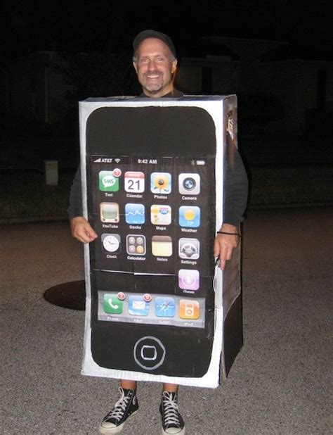iphone costume get ready for by checking out these apple themed