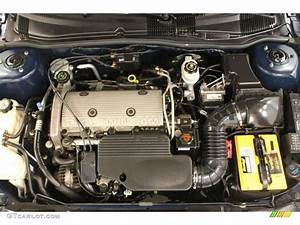 2002 Chevrolet Cavalier Z24 Coupe 2 4 Liter Dohc 16