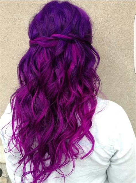 Plum Hair Plum Hair Colors And Burgundy On Pinterest Of