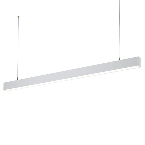 quality suspended led linear light fluorescent light
