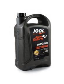 Huile Moteur 10w60 : huile igol race factory 10w60 bidon 5l ~ New.letsfixerimages.club Revue des Voitures