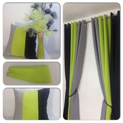 best 25 lime green curtains ideas on green