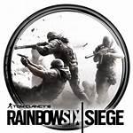 Siege Rainbow Six Icon Tom Clancys Clancy