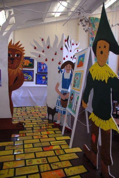 wizard  oz classroom installation wizard  oz ideas