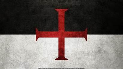 Templar Knights Flag Masonic Resolutions Catholic Symbolism