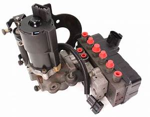 Abs Pump Module Assembly 1995 Vw Passat B4