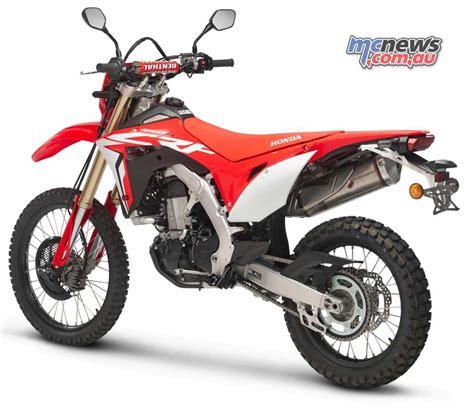 Honda Crf450r Based Road Legal Enduro Bike On Way Mcnews
