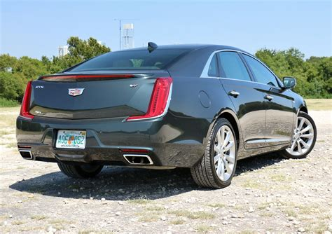 Big Changes 2018 Cadillac Xts Test Drive Review