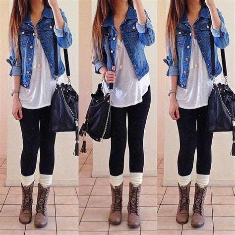 17 Best images about Ideas de Outfits on Pinterest   Skirts Teen fashion and Boots