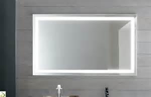Specchio retroilluminato da bagno pika arredo design