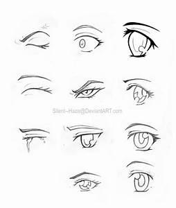 Anime Eyes 2 by Silent--Haze on DeviantArt