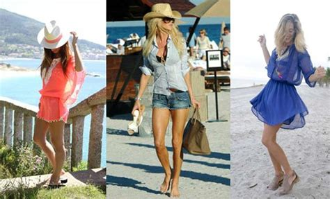 Quu00e9 usar para una fiesta en la playa? 3 looks muy elegantes y modernos