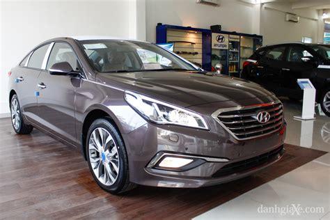 Đánh Giá Xe Hyundai Sonata 2015