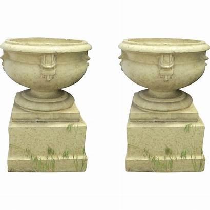 Cotta Terra Urns Glazed Planters Bases Plinths