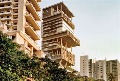 Inside Mukesh Ambani's Iconic Antilia Home In Mumbai