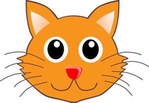 cat clipart cat clip at clker vector clip