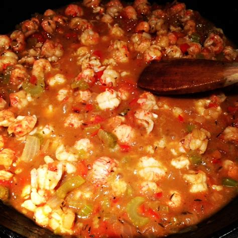 easy crawfish etouffee food wine chickie insider