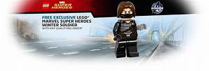 Details On Winter Soldier LEGO Mini Figure (5002943 ...